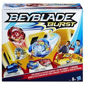 Hasbro Beyblade : Set de combat 2 Joueurs