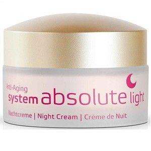 Annemarie Börlind Crème de nuit Anti-âge Light - System Aboslute