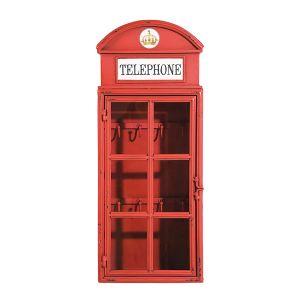 Boîte à clé cabine téléphonique London