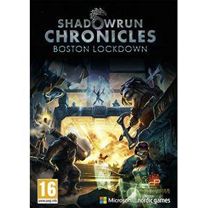 Shadowrun Chronicles : Boston Lockdown [MAC]