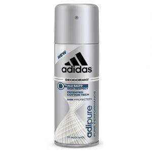 Adidas Déodorant spray pour homme Adipure 48 h