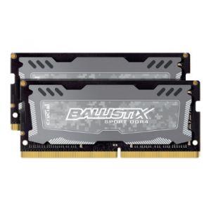 Crucial Ballistix SO-DIMM Sport LT DDR4 2 x 8 Go 2666 MHz