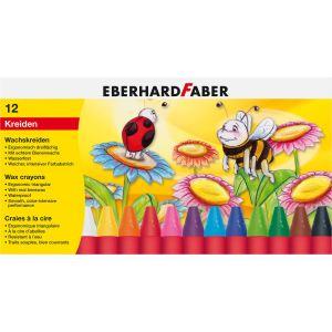 Eberhard Faber 12 craies à la cire