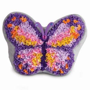 Orb factory My Design Coussin à décorer Papillon Kids D.I.Y