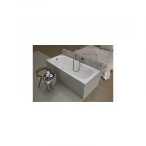 Azura Home Design Baignoire Avizoria En Acier Emaille 140 150 160 170x75 Cm Dimensions 160cm Comparer Avec Touslesprix Com