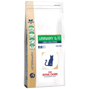 Royal Canin Veterinary Diet Chat Urinary S/O High Dilution UHD 34 - Sac 400 g