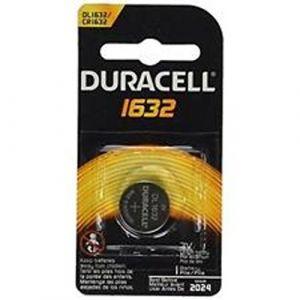 Duracell 1632 Lithium 3 V Pile Non-Rechargeable – Piles Lithium, Bouton/pièce, 3 V, 1 pièce (s), CR1632, 137 mAh (ENERGY01 ( envoi avec suivi pour la France), neuf)