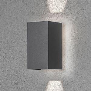 Konstsmide Applique à LED réglable en haut et en bas Cremona 3x3 W