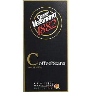 250Gr Cafe grains Vergnano 100% Arabica