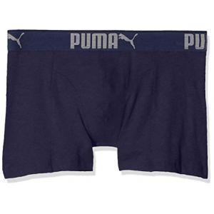 Puma Vêtements intérieurs -underwear Lifestyle Sueded 3 Pack - Navy - M