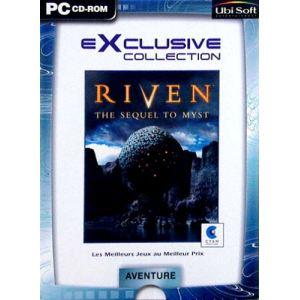 Riven : la Suite de Myst [PC]