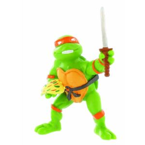 Comansi Michelangelo mini figurine Tortues Ninja 7 cm