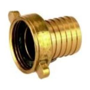 Guareski 79-1HI - Raccord d'arrosage 2 pièces pour tuyau de 19-1''