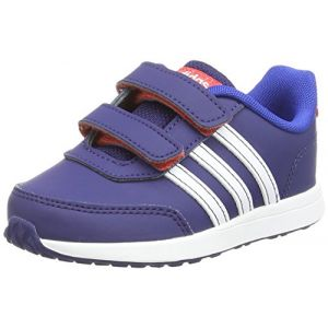 Adidas Vs Switch 2 CMF Inf, Sneakers Basses Bébé Garçon, Multicolore (Darkblue/Ftwwht/Hirere B76061), 21 EU