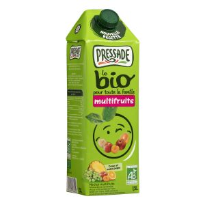 Pressade Le bio pour toute la famille multifruits 1,5 L