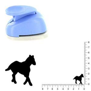 Artémio Perforatrice moyenne cheval - 2,5 cm