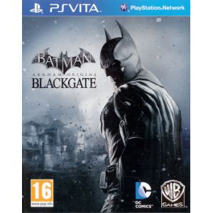 Batman Arkham Origins Blackgate [PS Vita]