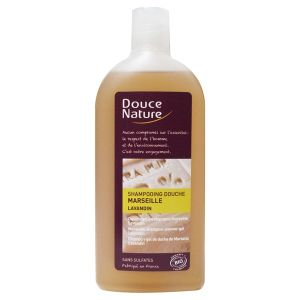 Image de Douce Nature Shampoing Douche Marseille 300ml