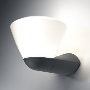 Osram ENDURA STYLE Boule lanterne applique extérieure 7 watt Gris
