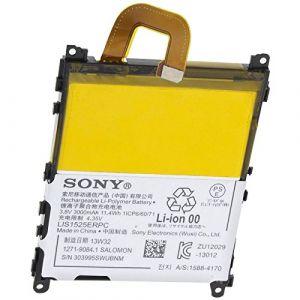 Sony Batterie D Origine Lis1525erpc Pour Xperia Z1 L39h (3000 Mah)