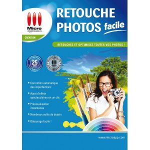 Retouche Photo Facile 2012 pour Windows