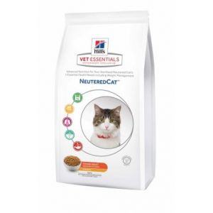 Hill's Science Plan VetEssentials NeuteredCat Young Adult - Sac 8 kg