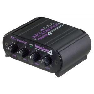 Art Headamp4 Amplificateur pour casque stéréo avec 8 sorties