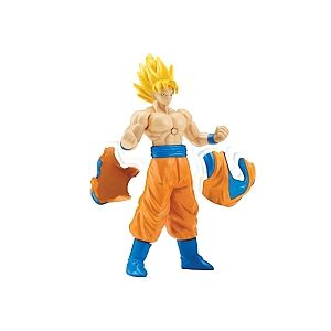 Bandai Dragon Ball Z - Figurine Power Up Vegeta 9 cm