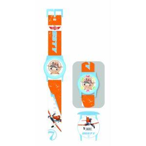 Joy Toy 00538 - Montre pour enfant Disney Planes Dusty