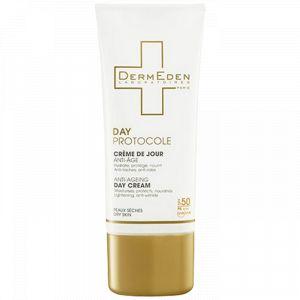 DermEden Day Protocole - Crème de jour anti-âge peaux sèches