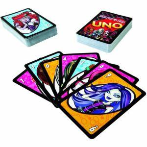 Mattel Uno Monster High