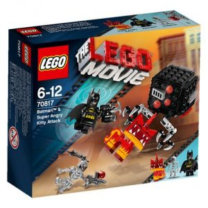 Lego 70817 - Movie : L'attaque de Batman et de Kitty Grrrr
