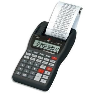 Olivetti Summa 301 - Calculatrice imprimante portable 12 chiffres