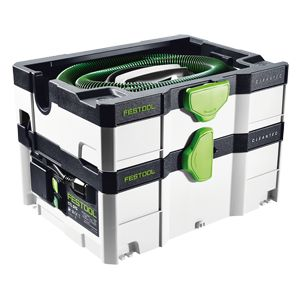 Festool CTL SYS - Aspirateur au format Systainer avec sac