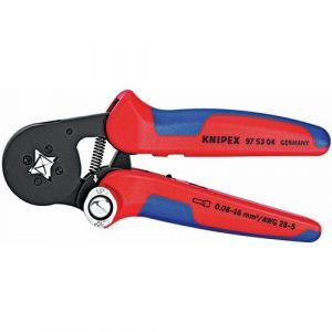 Knipex 97 53 04 - Pince à sertir automatique pour cosses