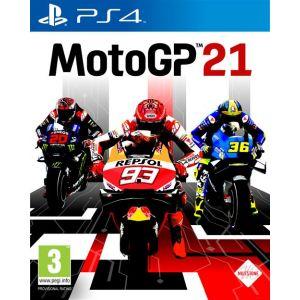 Moto Gp 21 (PS4) [PS4]