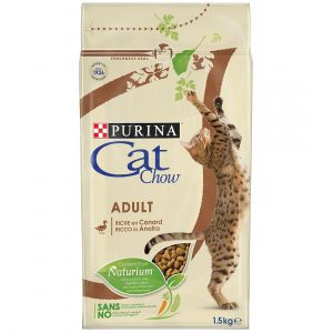 Purina Cat Chow Adult Canard - Sac 3 kg