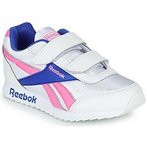 Reebok Baskets basses enfant Classic ROYAL CLJOG - Gris - Taille 28,29,30,31,32,33,34