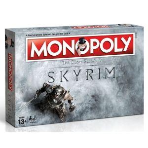 Winning Moves Monopoly The Elder Scrolls V Skyrim (version allemande)