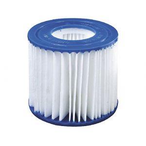Jilong Cartouche filtre II cartouche filtrante pour piscine Ø 106 x 136 Diamètre intérieur 52 MM Filtre à cartouche pour piscine pompe filtration piscine spa Jacuzzi