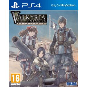 Valkyria Chronicles Remastered [PS4]