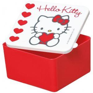 Boîte à goûter Sweet Heart Hello Kitty