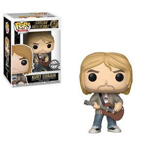 Funko Figurine Rocks - Kurt Cobain Mtv Unplugged Exclusive Pop 10cm
