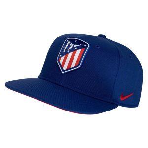 Nike Casquette réglable Pro Atlético de Madrid pour Enfant plus âgé - Bleu - Taille Einheitsgröße - Unisex