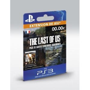 Sony PlayStation Live Card - Season Pass The Last of Us - PlayStation 3