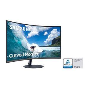 """Samsung 27"""" LED - C27T550FDU"""