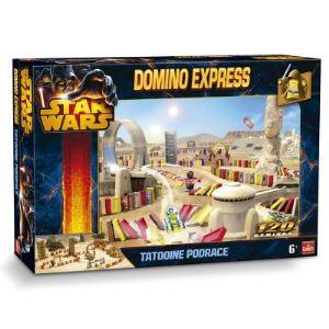 Goliath Domino Express : Star Wars Tatooine Podrace (120 pièces)