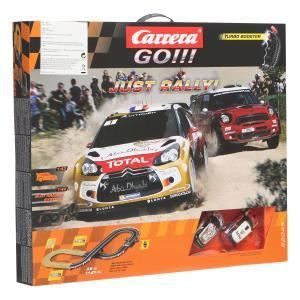 Carrera Toys 62345 - Circuit GO!!! Just Rally