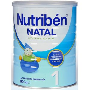 Nutribén Lait Natal 1er âge 800 gr - de 0 à 6 mois