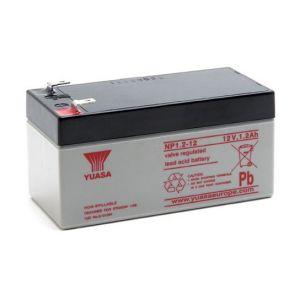 Yuasa Batterie plomb AGM NP1.2-12 12V 1.2Ah Batterie(s)
